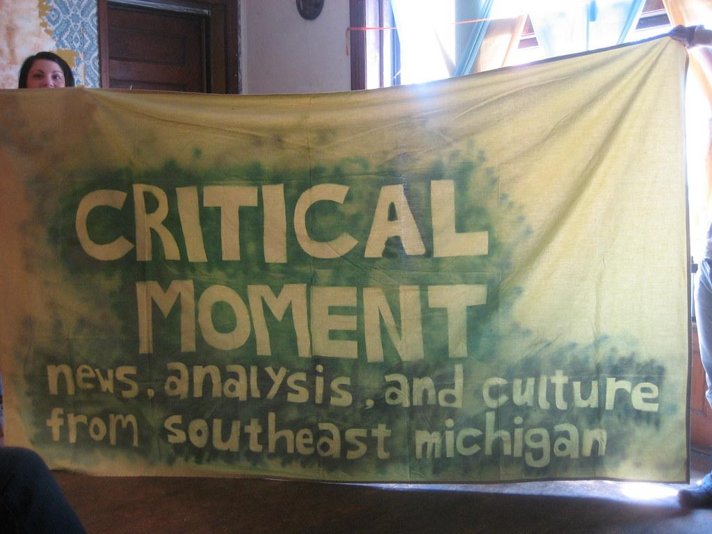 critical moment banner