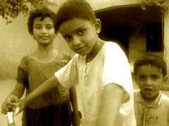 """Mola jatt"" (M.Rizwan Rafique) Tags: sepia kids laughing children happy village child little young joys cackle pleasures"