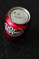 Dr. Pepper... one of my favorite sodas :) (anita gt) Tags: mini can drpepper lata 50mmf18ll
