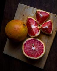 Grapefruit (5356) (TheHouseKeeper) Tags: thehousekeeper georgemateo mateo grapefruit fruits food citrus tropicalfruit subtropical