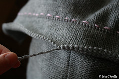 Unraveling Stitches (FreckledPast) Tags: favorite sweater knitting fb unraveling unraveled mybestpics evinokeeffe freckledpast
