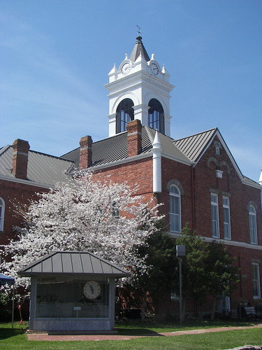 Union County Historic Courthouse