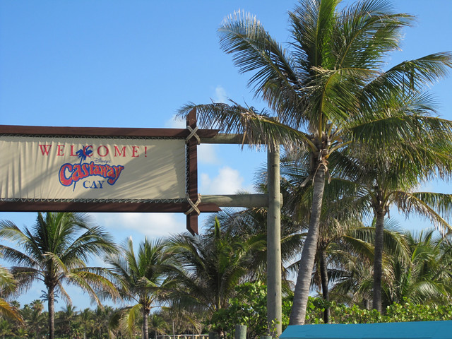Welcome to Castaway Cay!