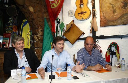 Pedro Passos Coelho em debate com Editores de Blogues