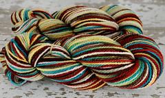 """Namibia"" 8.1oz  Mtn Meadow Wool"