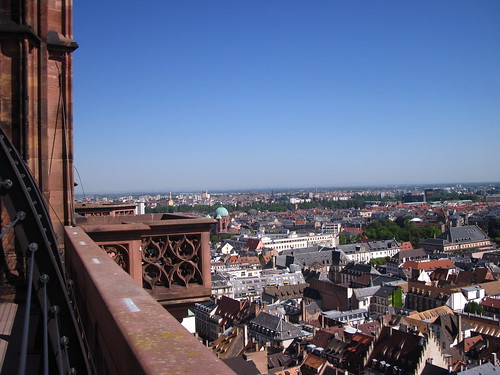 Cathedral View 1: Strasbourg