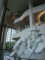 Museum of Civilization Reid Sculpture