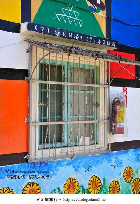【彩繪客家村】驚豔,彩繪村!新竹竹東鎮軟橋社區尋彩趣10