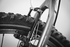 Bike 1 (anakin1814) Tags: bike bicycle wheel ride spokes tire tires brakes sprocket
