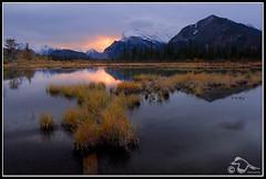 Vermillion Sunrise (vermillion_DSF7204.jpg) (Larsthrows) Tags: sunrise nationalpark banff alpenglow vermillionlakes naturesfinest outstandingshots specland mywinners anawesomeshot larssteinke larsphotography larsphotographycom lawrencesteinke