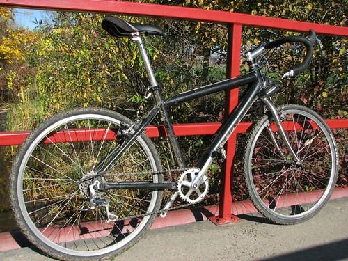 Return of monster bike