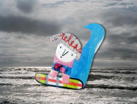 Surf!!! (pin)