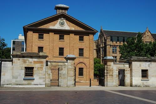Hyde Park Barracks Museum por sanjoseweb.