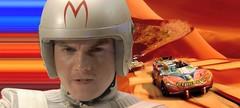 speed racer desert montage