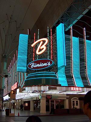 Binion's : Las Vegas : October 2007
