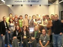 Il mitico gruppo del forum gt