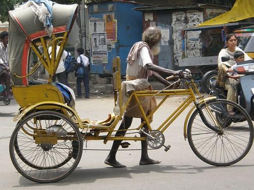 rickshaw walla