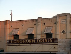 sun setting on longhorn drugs