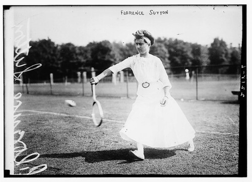 Florence Sutton [tennis] (LOC)