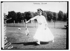 Florence Sutton [tennis] (LOC) - by The Library of Congress