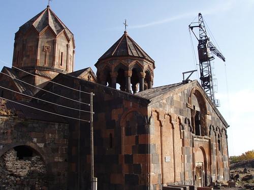 Armenia 2007 Hovhannavank Monastery