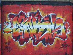 red (Loki SON) Tags: graffiti loki norwich graff 2008 yesh flya tph teem