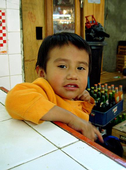Oaxacan Boy