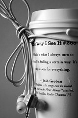 the way i see it #268. (niki </3) Tags: nikon knot cups starbucks tall manual chai earbuds joshgroban thewayiseeit 268 d40 55mmf35micronikkorp musicismyboyfriend musicismygirlfriend musiciswhereiliketobetouched