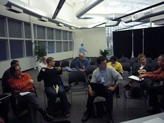 VRM brainstorm session at IIW