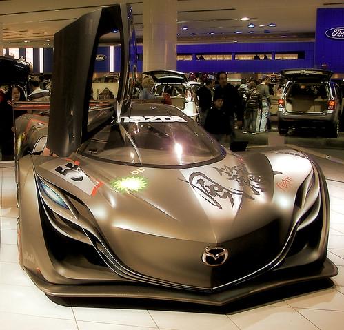 Mazda Furai фотография