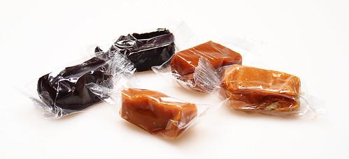 J Morgan's Caramels