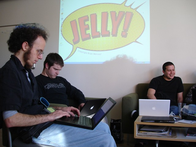 Jelly coworking by Mokolabs
