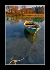 Beauty of river (turbomg) Tags: reflection nature canon river boat barca fiume natura explore reflexions riflessi 1022mm 1022 adda 10mm brivio platinumphoto raggioblu diamondclassphotographer flickrdiamond theperfectphotographer photoexplore
