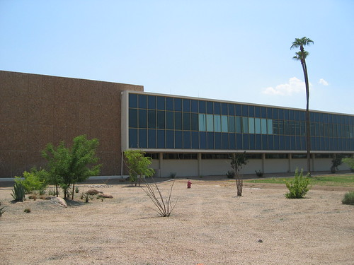 Scottsdale, AZ - General Dynamics building
