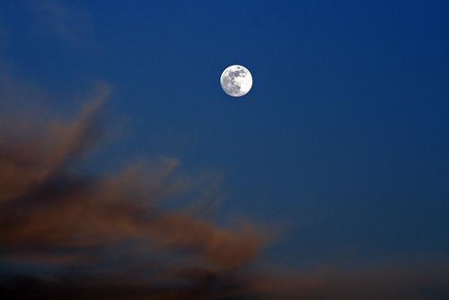 La luna / The Moon