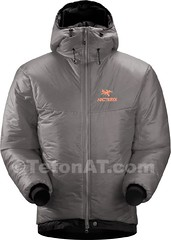 Arc'teryx Dually Belay Parka