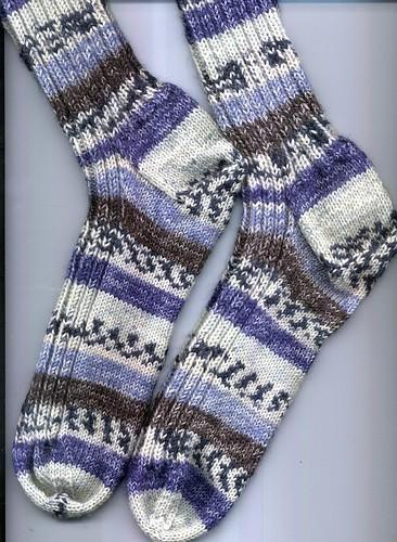 Nicole socks 2