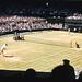 R K Wilson vs ??? - Wimbledon Tennis in the 1960s