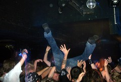 Surf's Up-eth (Mister__T) Tags: opeth crowdsurfing