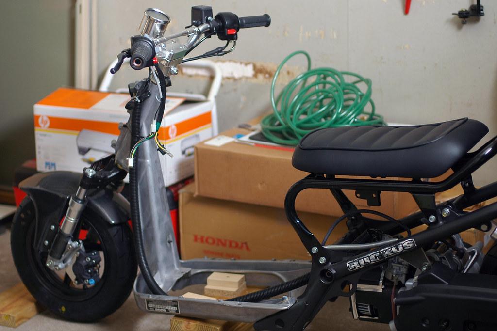 Ledodz Bikes Honda Zoomer Ruckus