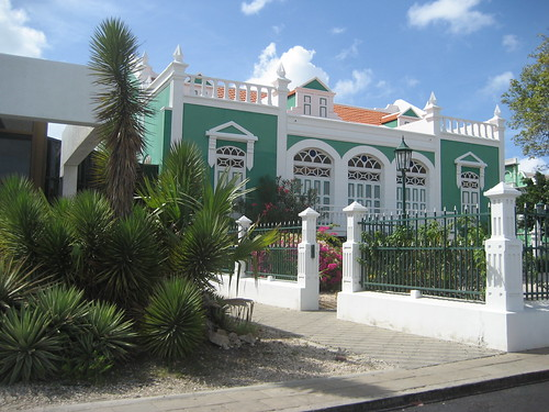 Aruba Historical Building