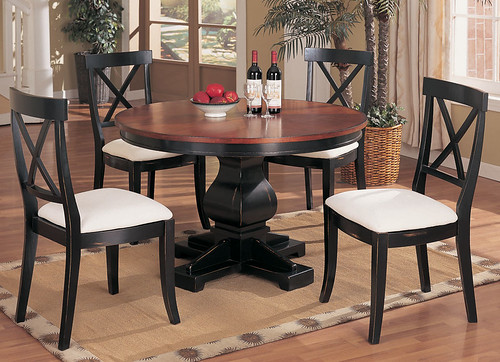 72 Round Dining Tables
