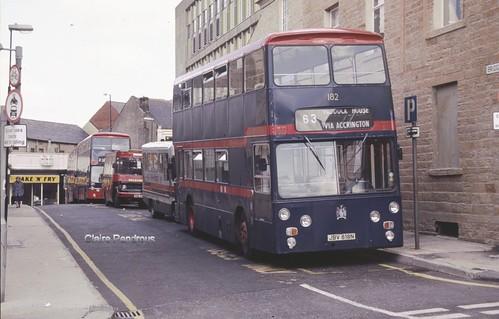Hyndburn Transport, pre-Stagecoach.
