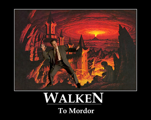 Walken-to-Mordor