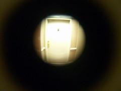 I heard a knock