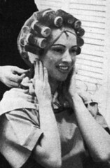 Ohhh - I love my set! (incurlers) Tags: hair 1960s rollers hairdressing curlers hairstyling hairrollers