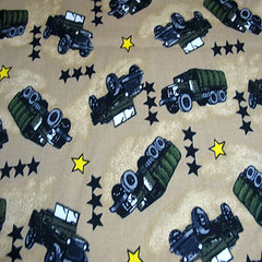 Army Truck 2 pc short set