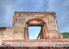 Inside Lahore Fort