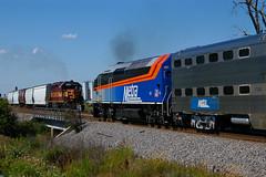 Almost Skunked! (The Mastadon) Tags: road railroad chicago train illinois midwest rail railway trains il transportation locomotive railroads chicagoland douchebag flatlander midwestern