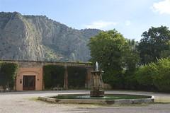 Villa Chiaramonte Bordonaro ai Colli: la fontana ottagonale (costagar51) Tags: palermo sicilia sicily italia italy arte storia anticando villeegiardini bellitalia